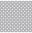 black and white grade pattern vector image
