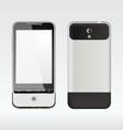 modern smartphone vector image