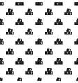 bricks pattern vector image