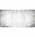 White abstract grunge background vector image