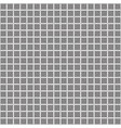 black squares on white vector image
