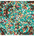 Mixed Dots background vector image