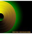 elegant minimalist abstract background vector image
