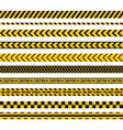 police line crime scene do not cross seamless vector image