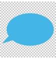 Message Cloud Icon vector image