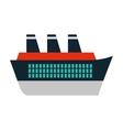 cruise passenger travel maritime vector image
