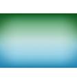Emerald Water Gradient Background vector image