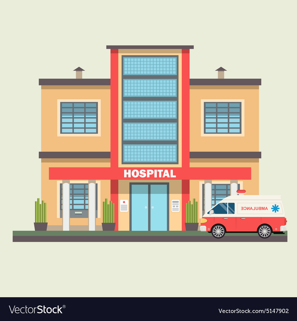 Design of hospital vector