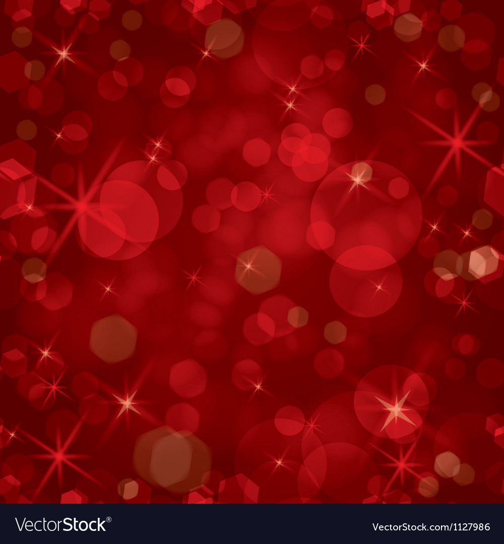 Sparkling red seamless vector