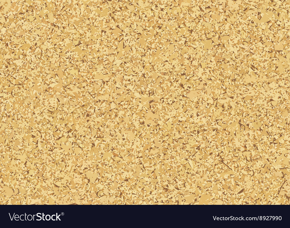 Cork wood texture background vector