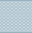 lacy ornamental seamless pattern background in vector image