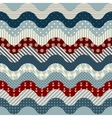 Waves nautical pattern vector image