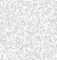 Abstract gray pixelated background vector image