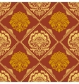 Baroque Seamless Pattern3 vector image vector image
