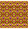 funky pattern vector image vector image