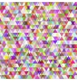 Polygon Background 2 vector image