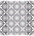 Matt glass over vintage pattern vector image