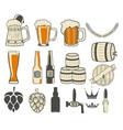 beer label generator vector image