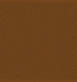 brown leather pattern vector image