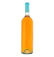 Glass bottle vector image