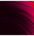 Abstract Red Twirl Background vector image vector image