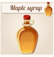 Maple syrup Detailed Icon vector image