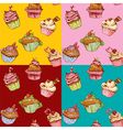 cake seam 4 380 vector image