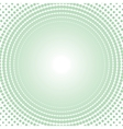 Halftone background pattern with dots vector image