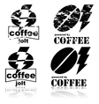 Coffee jolt vector image