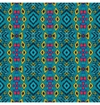 ethnic geometric striped seamless tribal pattern vector image vector image