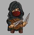 Assassin vector image