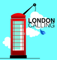 LONDONCALLING vector image