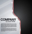 Automotive Chrome Carbon Fiber background