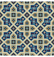 Arabesque seamless pattern vector image
