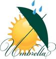 umbrella12 resize vector image