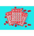 bingo3 vector image
