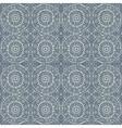 ethnic modern hand drawn ornamental pattern vector image