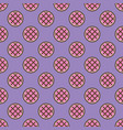 pie pattern seamless flat food background vector image
