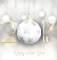 happy new year background 3110 vector image vector image
