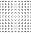 seamless pattern contours of the square vector image