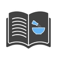 Cookbook vector image