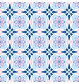 Pattern in arabic style vector image