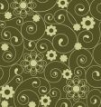 green wallpaper vector image