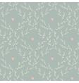 spring pattern vintage vector image