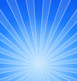 Shiny Blue Background vector image