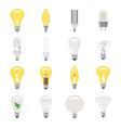 light bulb lightbulb idea icon solution vector image