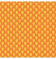 Seamless pattern bulb flat design vector image