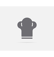 Cooking Chef Hat Element or Icon Ready for Print vector image