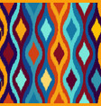 ink fabric pattern vector image