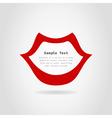 Lip vector image